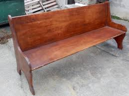 Church Pew Style Bench All About Props Church Religious Props