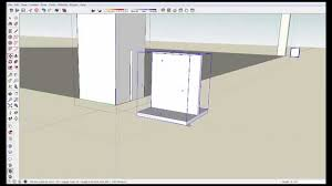 Pergola Post Base by 4 How To Make A Base Bracket For A Pergola Post In Sketchup Youtube