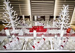 red and silver christmas table settings white christmas table setting place matters affordable luxury