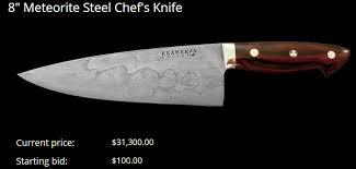 most expensive kitchen knives kramer meteorite steel chef s knife neogaf