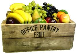 fruit delivery office pantry