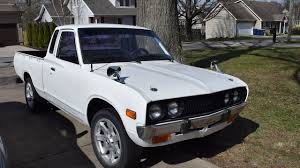 datsun pickup 1977 datsun 620 walk around youtube