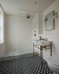 brass bathroom mirror brass curved mirror design ideas