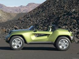 jeep renegade convertible jeep renegade concept 2008 picture 7 of 23