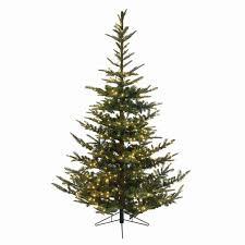 shop northlight everlands 7 5 ft 1 388 tip pre lit noble fir