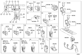 toyota parts diagram periodic u0026 diagrams science