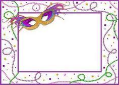 mardi gras frame mardi gras worksheets mardi gras printable stationery stationery