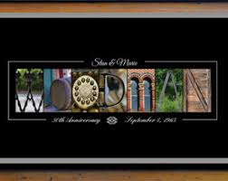 50th wedding anniversary ideas 50th wedding anniversary gift wedding anniversary gift