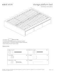 Shop Buildings Plans by Free Platform Bed Building Plans Plywood Garage Cabinets Garden