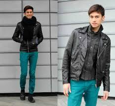 biker jacket vest bertrand ash zara black biker jacket zara jade green trousers