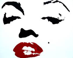 Marilyn Monroe Art Marilyn Monroe Art Etsy