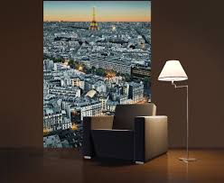 wall mural paris aerial view wall murals photomurals wall murals wall mural paris aerial view bild 2