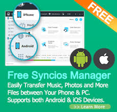 android to iphone transfer app how to backup and restore wechat messages syncios manager for