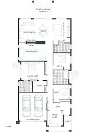 home plans for narrow lot modern narrow house plans stunning idea modern house designs for