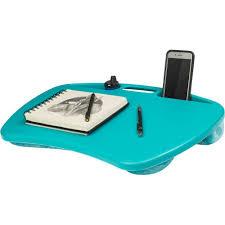 Laptop Desk With Cushion Lapgear Mydesk Lapdesk Blue 45349 Best Buy
