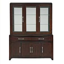 casana rodea dining buffet and china hutch with glass doors and