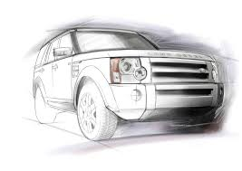 land rover drawing technical illustration beau and alan daniels