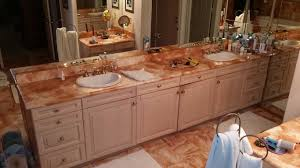 Bathroom Cabinet Refacing Before And After by Cabinet Refacing In Westminster