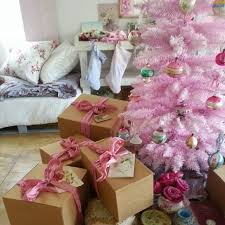 Shabby Chic Christmas Tree 212 best shabby chic christmas images on pinterest christmas