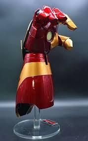 motorized halloween props amazon com gmasking motorized iron man wearable arc fx wrist