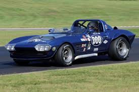 vintage corvette blue svra heacock classic the gold standard car guy chronicles