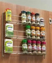 Spice Rack Door Mounted Pantry Best 25 Door Mounted Spice Rack Ideas On Pinterest Diy Spice