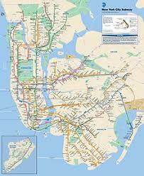 map new new york city subway map