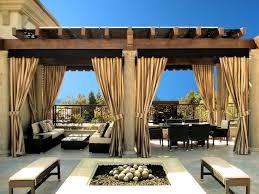 backyard cabana ideas curtains outdoor cabana curtains leadership all weather outdoor