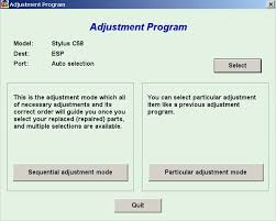 resetter epson r230 windows download epson c58 resetter tricks collections com