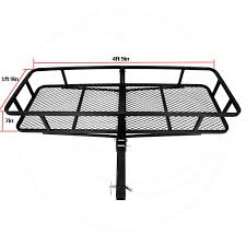 cargo rack for jeep folding hitch cargo carrier folding cargo carrier folding