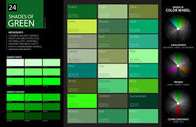 shades of green color palette jpg