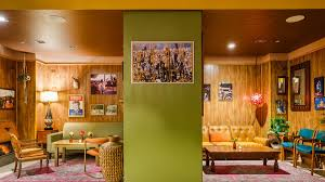 livingroom nyc the woodstock opens near high line wednesday with 60s vibes eater ny