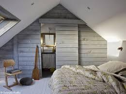 chambre deco bois chambre en bois blanc mobilier décoration