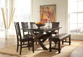 Espresso Dining Room Furniture by Homelegance Roy Dining Set Espresso D2499dc 90