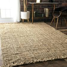 Jute And Chenille Area Rug 9 12 Jute Rug Large Size Of Coffee Rug Wool Rug That Looks Like