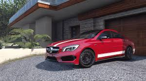 2014 mercedes 45 amg 2014 mercedes 45 amg coupe add on replace livery