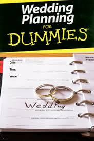 wedding planning for dummies reference fyi