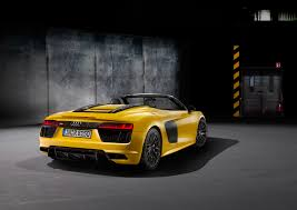 audi r8 price 2017 audi r8 spyder price set from u20ac179 000 in germany autoevolution