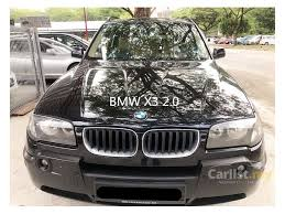 bmw x3 2006 manual bmw x3 2006 2 0 in selangor manual suv black for rm 36 800