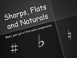 2 3 sharps and flats on the keyboard ppt download