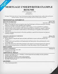 Sample Loan Processor Resume Mortgage Loan Processor Resume Sample Resumes