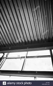 generic industrial building is under construction interior