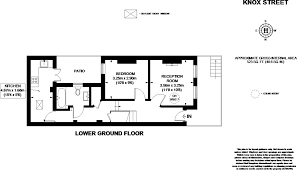 1 bedroom apartment for sale in knox street london w1h w1h