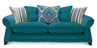 Sofas Center  Teal Blue Sofa Colored Couches Living Room - Hard sofas