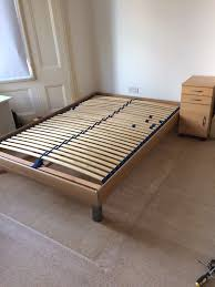 Slatted Frame Bed Bed W High Quality Slatted Frame And Matress From Germany