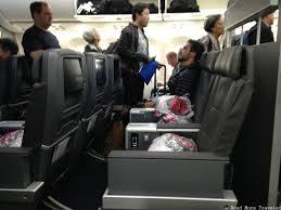 American Airlines Comfort Seats Review American Airlines Premium Economy Dfw Madrid Travel Codex
