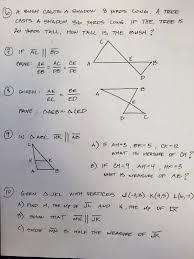 honors geometry vintage high february 2015