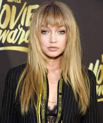 hairstyles for long hair long bangs haircuts and hairstyles with bangs instyle com