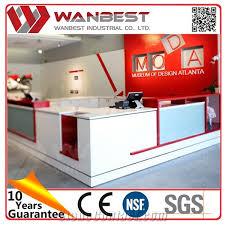 Industrial Style Reception Desk Tabletops Reception Page3 Wanbest Industrial Co Ltd