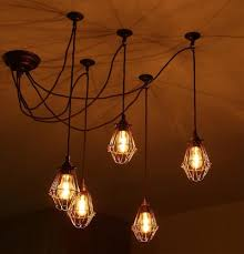 Ceiling Light Decorations Decorations Simple Industrial Styel Ceiling Pendant L
